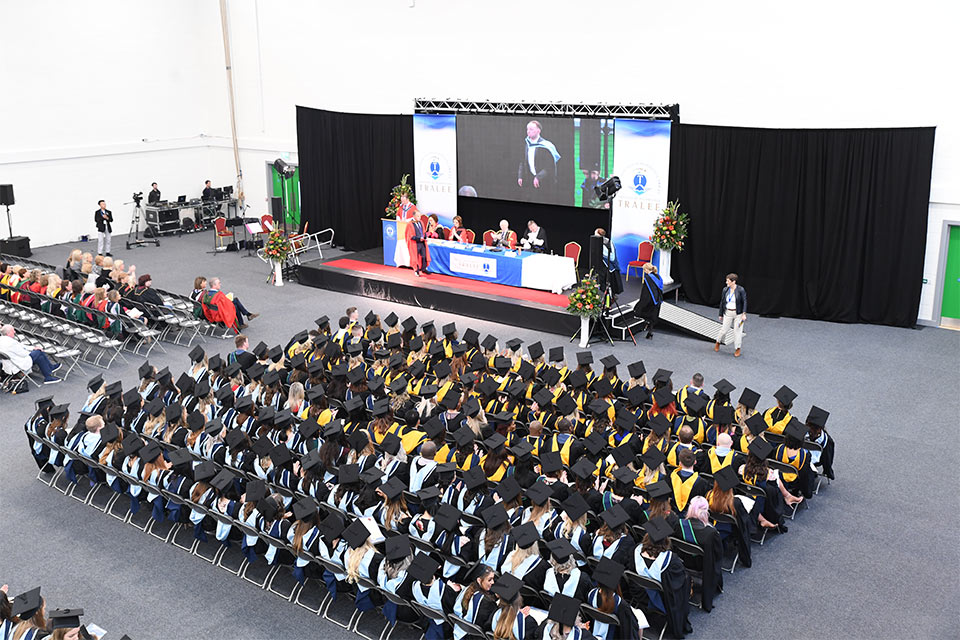 ITTralee graduation