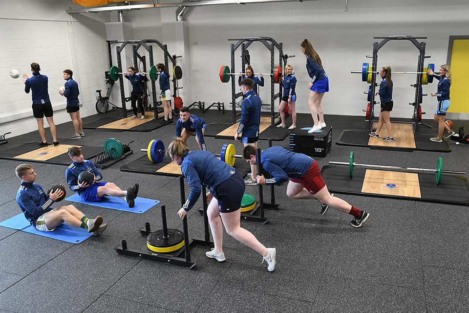 Kerry Sports Academy performance gym