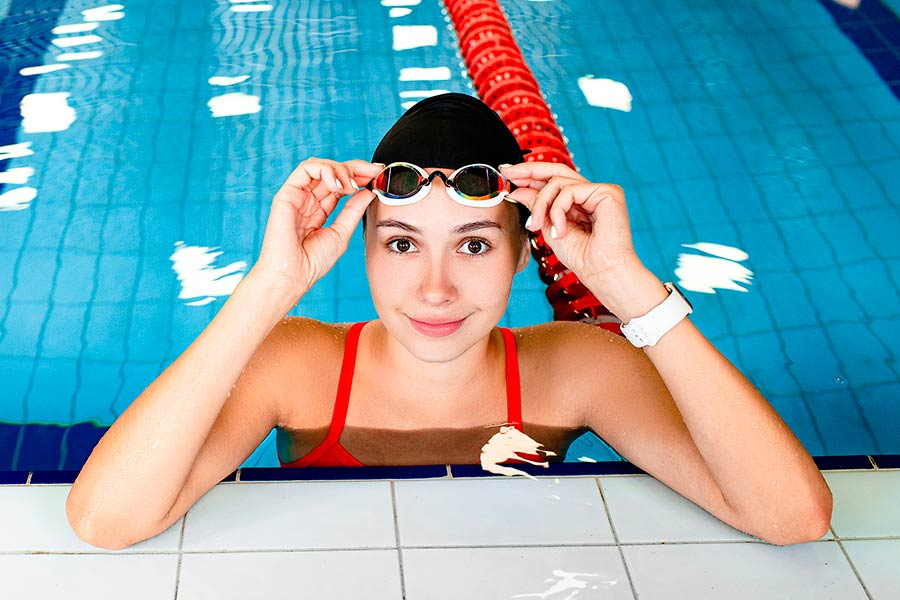 Kerry Sports Academy adult swimming lessons
