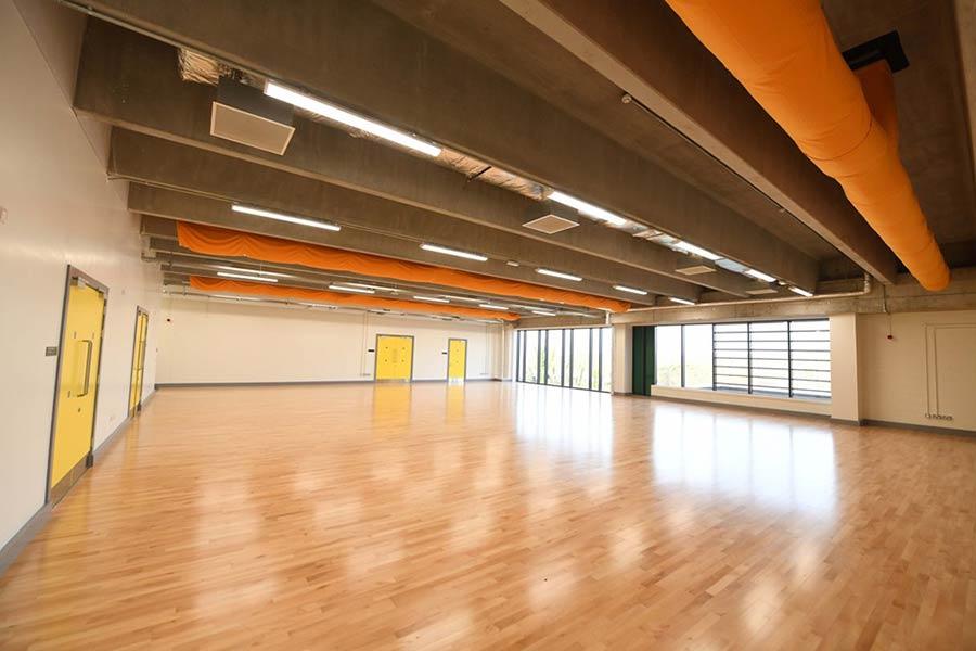 Kerry Sports Academy Aerobics Studio