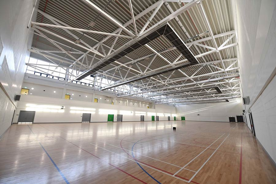 Kerry Sports Academy Sports Hall