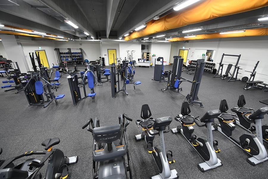 Kerry Sports Academy Gym