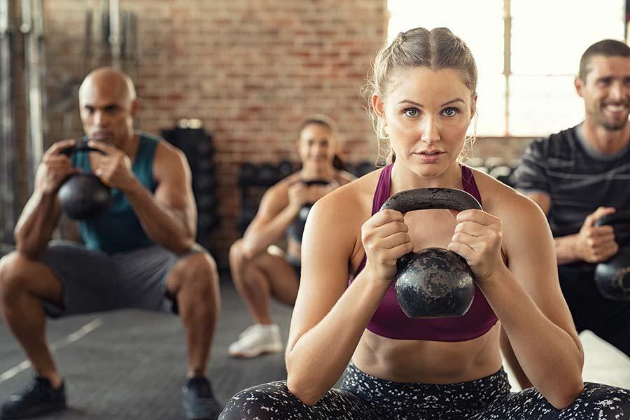 KSA fitness classes